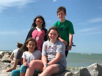 Rock Climbing and the Gulf